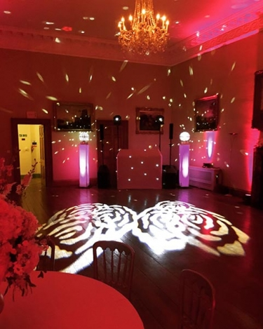 gobo projection for hire